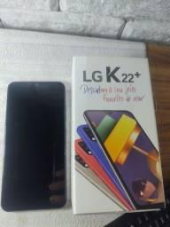 Título do anúncio: LG k22+