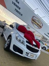 Título do anúncio: Chevrolet Montana LS 1.4 - Branco - 2018 - Novissimo