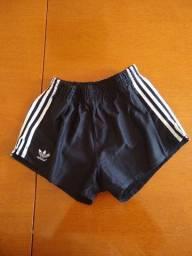 Título do anúncio: Calção shorts Adidas original anos 80 estoque antigo