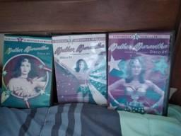 dvd seriado completo da mulher maravilha