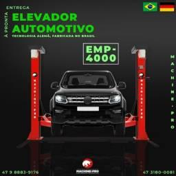 Título do anúncio: Equipamento Novo I Elevador Automotivo 4000 Kg Machine-Pro