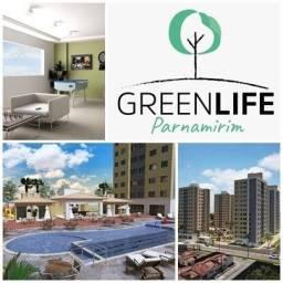 Título do anúncio: green life parnamirim 3/4 suite