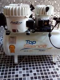 Título do anúncio: Compressor Top Silencie 50VF-150 Air Zap
