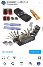 Título do anúncio: Kit de manutenção para câmara de ar bike