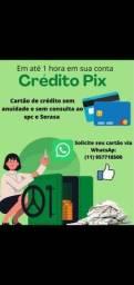 Título do anúncio: CARTÃO DE CRÉDITO
