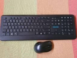 Combo movitec teclado e mouse sem fio