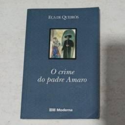 Título do anúncio: O crime do padre Amaro