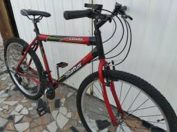 Título do anúncio: Bicicleta Aro 26 Status Lenda,aço carbono,Kit Yamada! Pneus Novos,18v,Freios V-Brake!