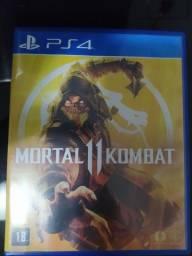 Título do anúncio: MORTAL KOMBAT 11 PS4