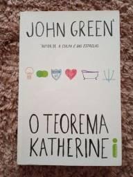 """Livro """"O Teorema Katherine"""""""