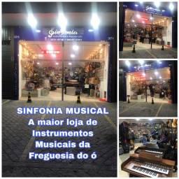 Título do anúncio: Loja de Instrumento Musicais e Manutenções