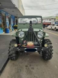 Título do anúncio: Ford willys jeep 1951