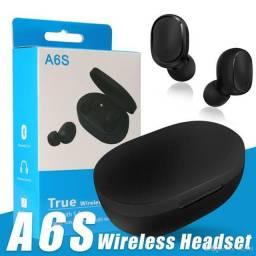 Fone de ouvido A6s