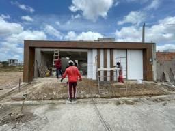 Título do anúncio: Casa nova em fase de acabamento