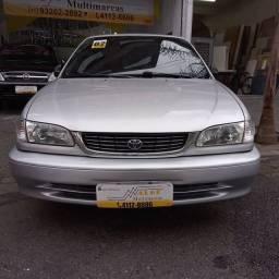 Título do anúncio: Corolla xei 2002 1.8 manual