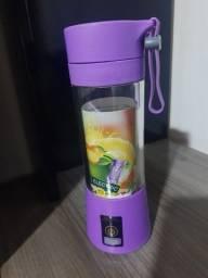 Título do anúncio: Mini Liquidificador Copo Mixer Shake Elétrico Portátil Usb
