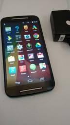 Título do anúncio: Motorola Moto G3 2 Chips 16GB Preto - Celular Bom e Barato