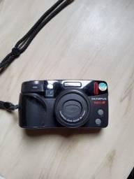 Título do anúncio: máquina fotográfica Olympus Lens zoom 3000 dlx 38-110mm