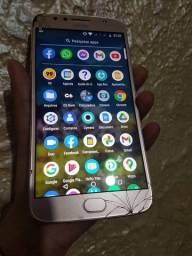 Título do anúncio: Moto g5s plus 32 GB Com TV digital