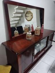 Título do anúncio: Conjunto Completo, Mesa 6 cadeiras, Buffet e Espelho