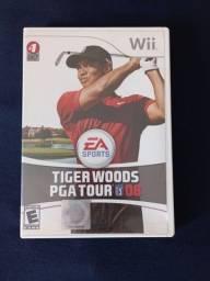Título do anúncio: Jogo para Nintendo Wii Tiger Woods PGA Tour 08