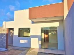 Título do anúncio: 2/4 c suíte Casa nova Ampla  Cajupiranga. Ótima localização. Rua calçada.