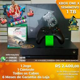 Título do anúncio: Anubis Games: Xbox One X em até 10x sem juros!!!