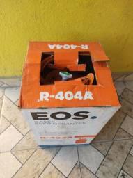 Gás R404a botija nova