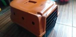 Título do anúncio: Caixa de transporte de cachorro/ gato
