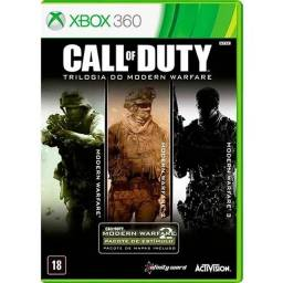 Call of duty Trilogia Xbox