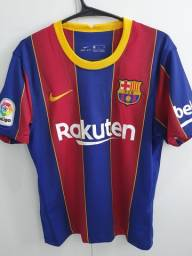 Título do anúncio: Camisa de time original - Barcelona