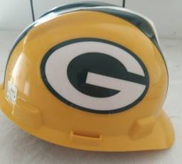 Título do anúncio: Capacete Green Bay Packers