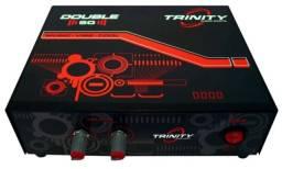 Título do anúncio: Potência Força Amplificador 100 Watts Total 2 Canais Stereo (50 Watts por Canal)