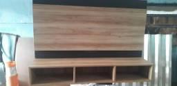 Título do anúncio: Rack NOVO planejado madeira de excelente qualidade