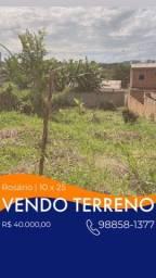 Título do anúncio: Terreno em Rosário