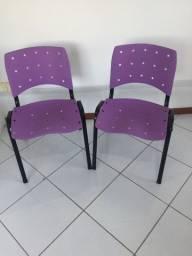 Título do anúncio: Cadeiras de polipropileno.