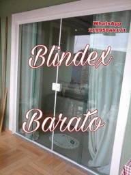 Título do anúncio: PORTA BLINDEX TUDO EM PROMOÇÃO