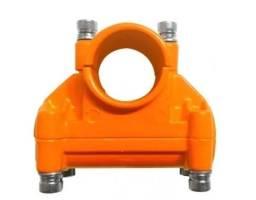 Suporte Do Guidão Roçadeira - Tubo 26mm Roçadeira