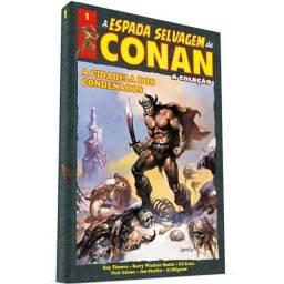A Espada Selvagem de Conan 1 - Hq Nova e Lacrada.