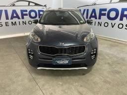 Título do anúncio: Kia Motors Sportage EX 2.0 16V/ 2.0 16V Flex Aut.