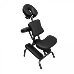 Título do anúncio:  Cadeira de Massagem Shiatsu   Quick Massage   Dobrável   Portátil