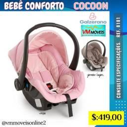 Título do anúncio: Bebê conforto bebê conforto aceitamos cartões frete grátis