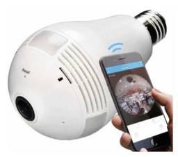 Título do anúncio: lampada espia/camera/segurança