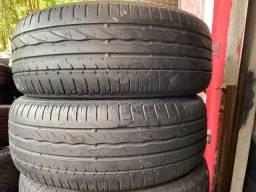 Título do anúncio: Pneus 195/60/15 Bridgestone valor de cada pneu 219.00