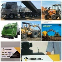 Título do anúncio: Serviços hidráulico mecânico em máquinas pesadas e caminhões