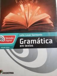 Título do anúncio: Gramática em textos