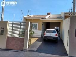 Título do anúncio: Venda de direitos | Casa com 95,00 m², 2 dormitório(s), 2 vaga(s). Loteamento Residencial