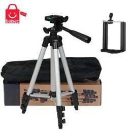 Título do anúncio: Tripé Profissional ajustavel p camera celular