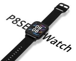 Título do anúncio: Smartwatch P8 SE, cores diversas - em até 12x