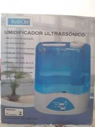 Unificador Ultrassônico  na caixa praticamente novo marca  Relli On